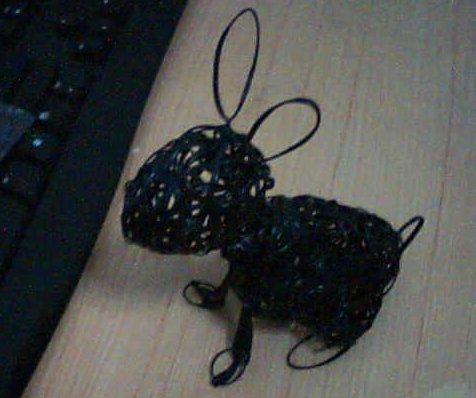 Wire Bunny